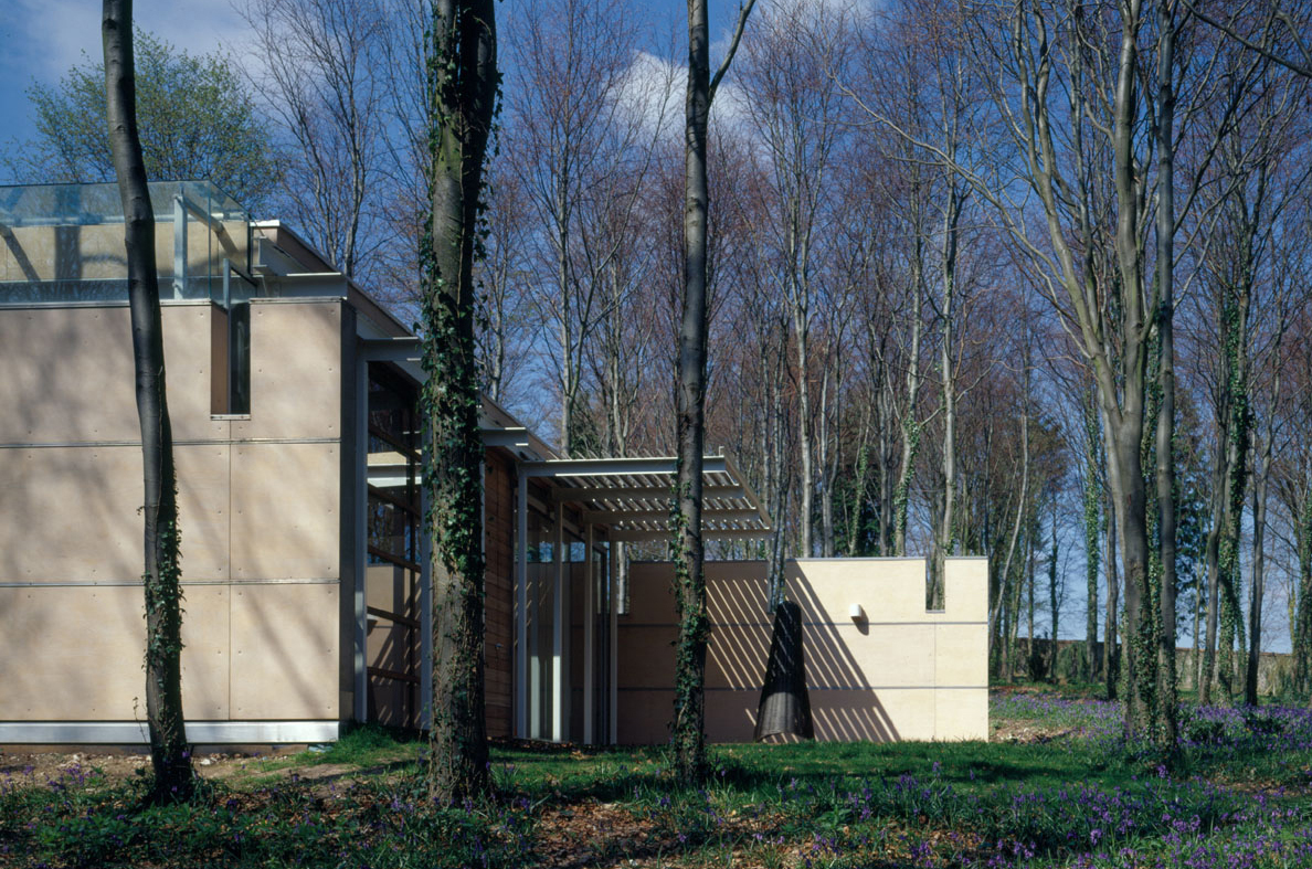 Art Gallery & Visitors' Pavilion – Cass Sculpture Foundation