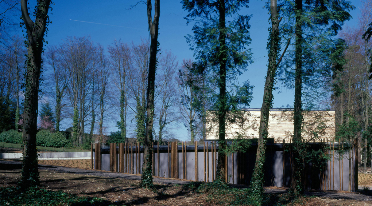 Foundation Headquarters – Cass Sculpture Foundation