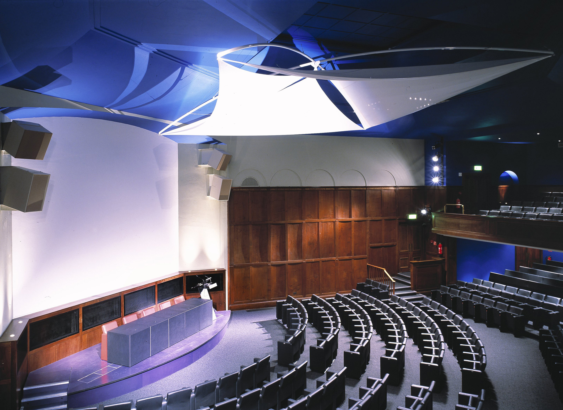 Ondaatje Theatre – Royal Geographical Society (IBG)